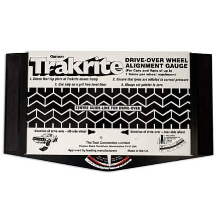 Gunson - Trakrite Wheel Alignment Gauge